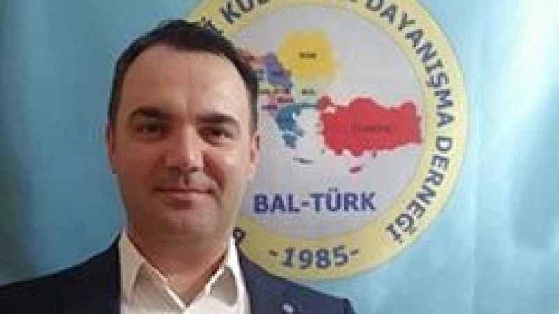 Günay Uzun, Baltürk Genel Başkanı oldu