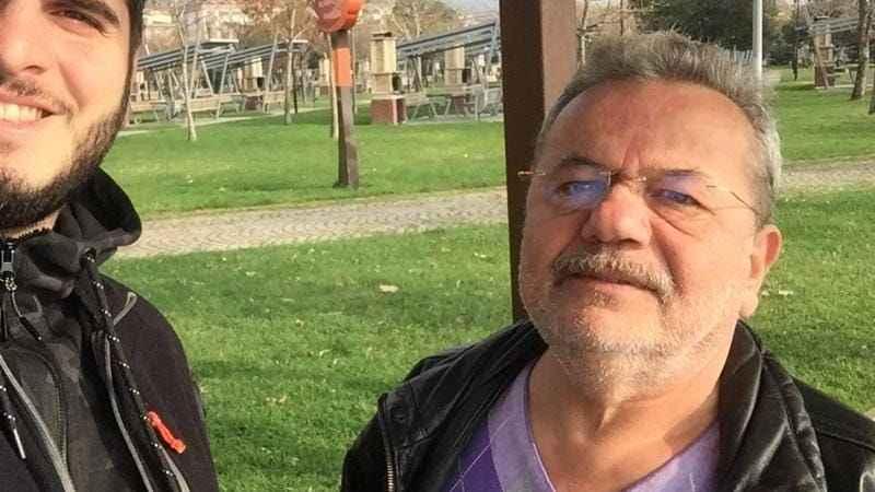 Üç çocuk babası kansere yenildi