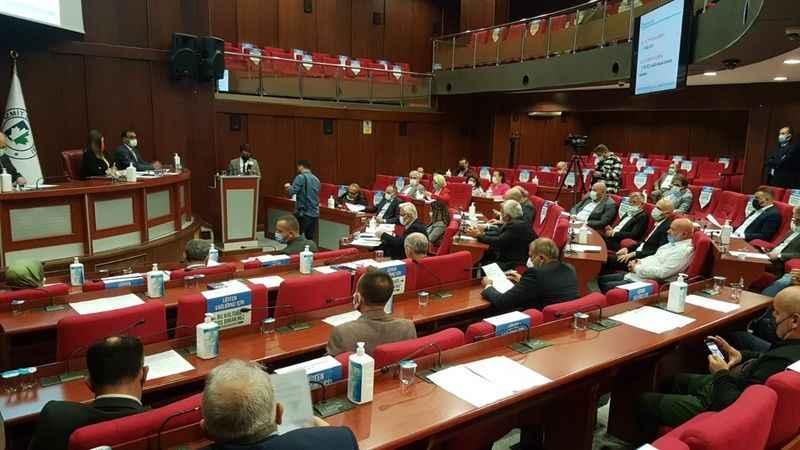 İzmit Meclisi olağanüstü toplandı