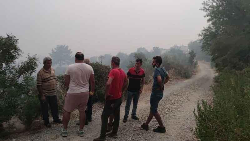 Kahraman Kocaeli İtfaiyesi Manavgat'ta 9 kişiyi kurtardı