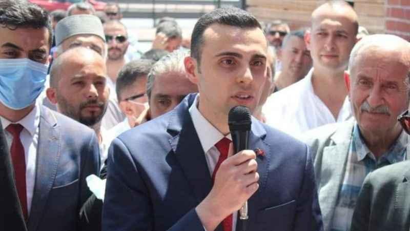 """MHP'nin yeni il başkanından """"İşte biz burdayız"""" videosu"""