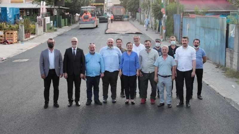 """""""İzmit'teki bütün parke yolları kaldıracağız"""""""