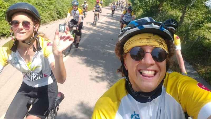 Bisikletle Amsterdam'dan Kocaeli'ye