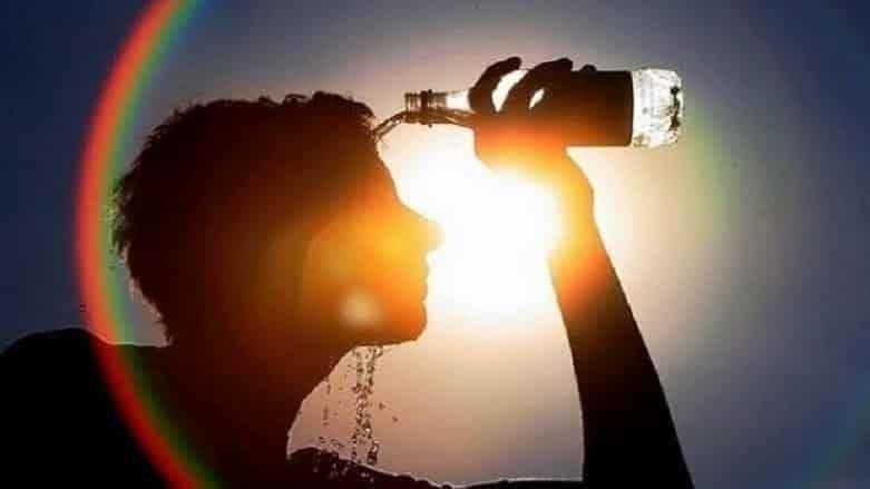 Meteoroloji güneş çarpmasına karşı uyardı