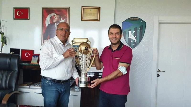 Memur-Sen'den Kocaelispor'a destek