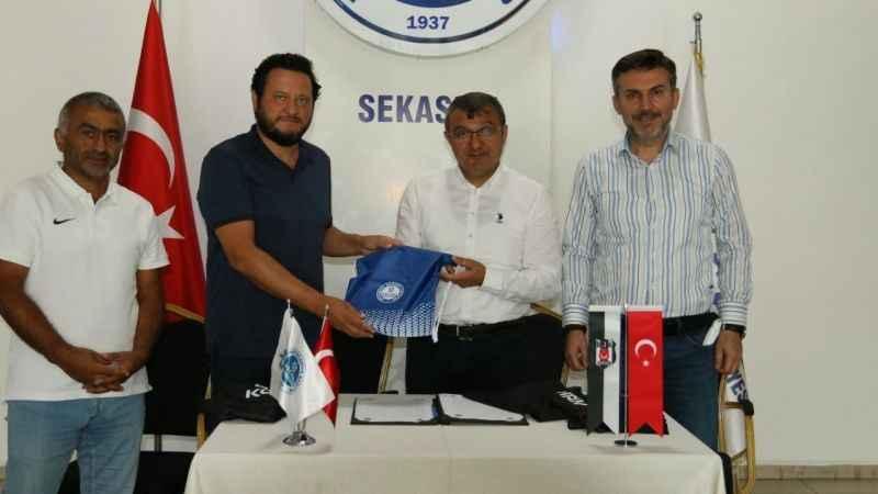Beşiktaş ile Kağıtspor anlaştı
