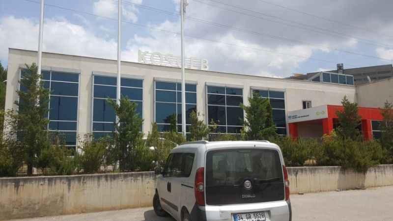 KOSGEB Batı Müdürlüğü tadilata giriyor