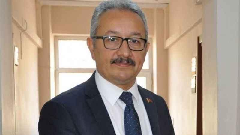 Ömer Akmanşen il milli eğitim müdürü oldu