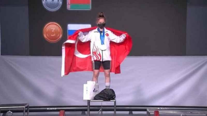Kandıra'dan çıktı, Avrupa Şampiyonu oldu