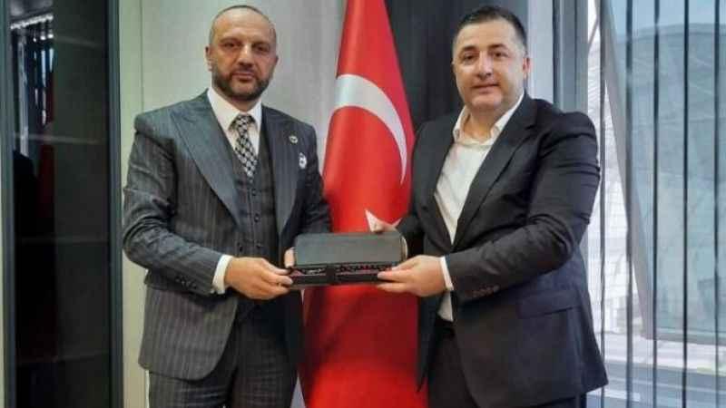 Meşhur Selahattin Yılmaz'dan İdris Ersoy'a ziyaret