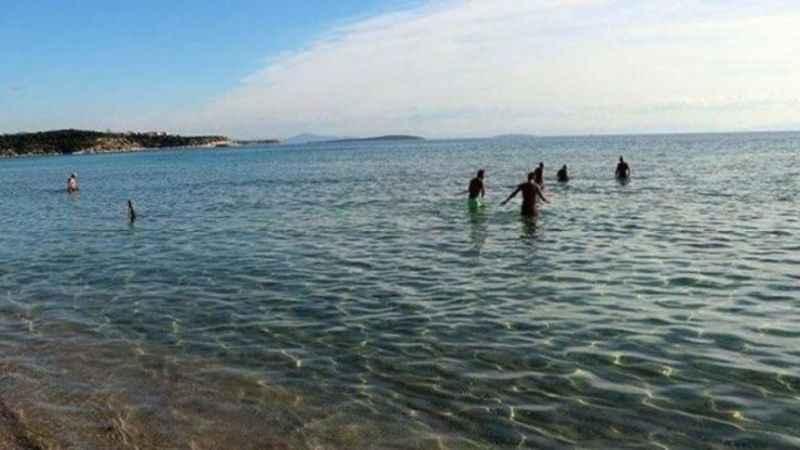 Dikkat dikkat! Kandıra'da denize girmek yasaklandı