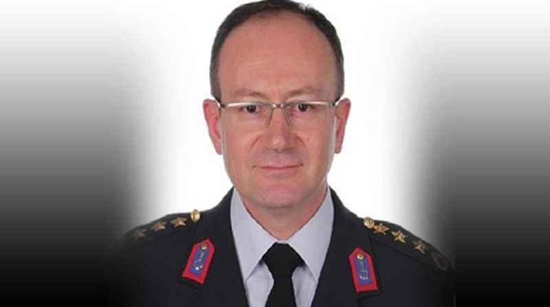 Haluk Saygılı Bolu İl Jandarma Komutanlığına atandı