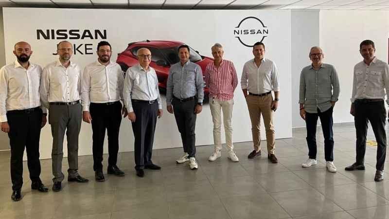 Nissan yeniden Yılmaz Otomotiv'de