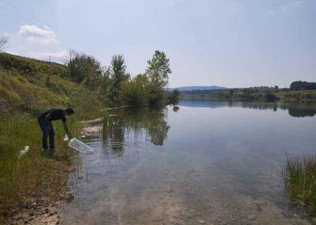 Kandıra'da göletlere 64 bin sazan