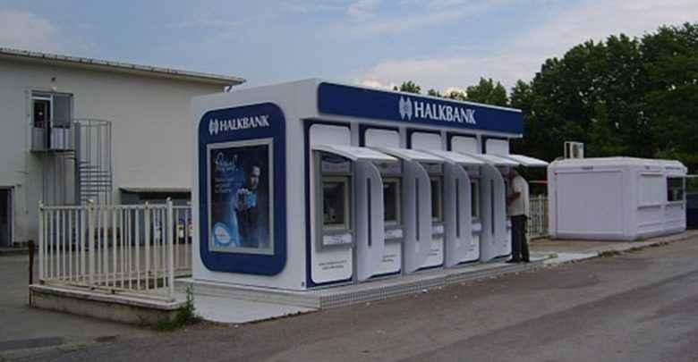 Halkbank ATM'si parayı saydı, hesaptan düştü ama bana vermedi