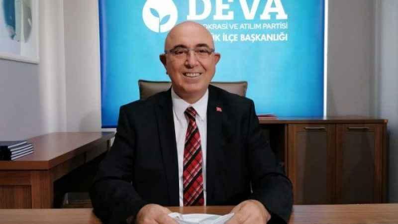 Sedat Yücel Deva'dan istifa etti