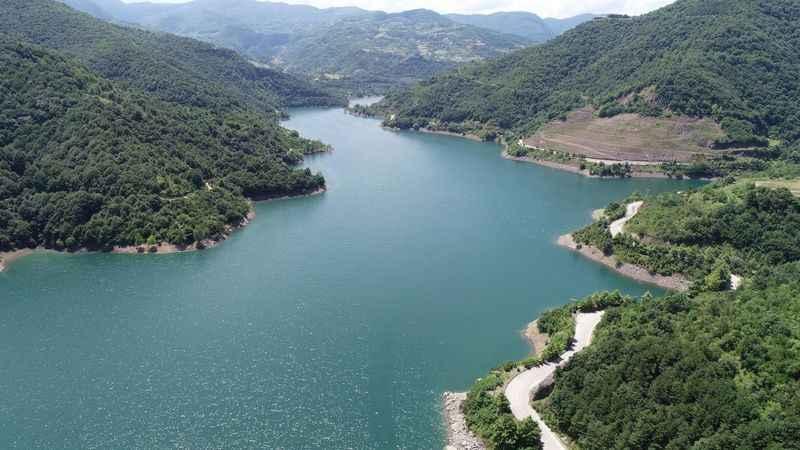 Yuvacık Barajı aylar sonra yüzde 80'in altında