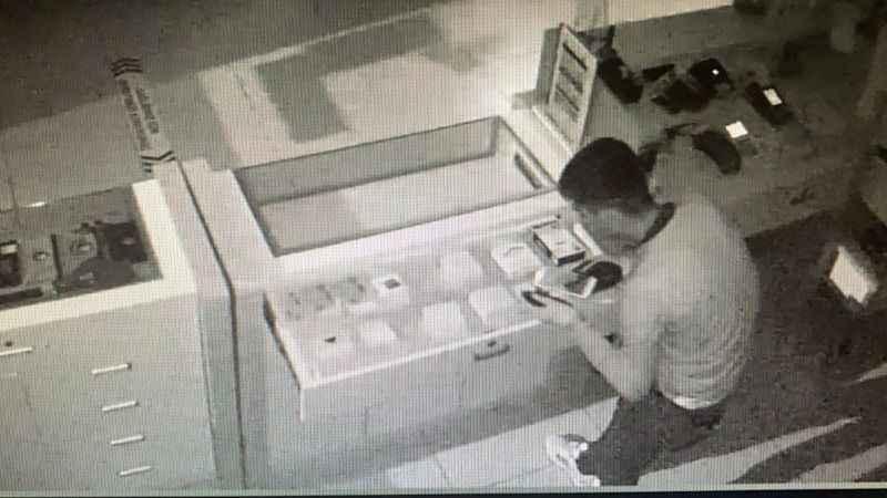 Suç makinesi hırsızdan filmleri aratmayan soygun
