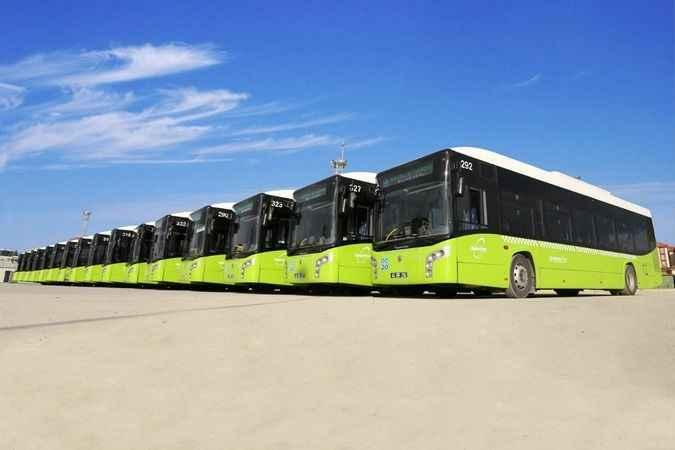 Toplu ulaşım araçları pazartesi ücretsiz