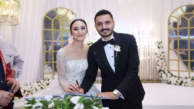 Mehmet Ceran'ın düğünü protokolü buluşturdu