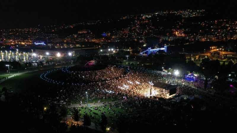 Koray Avcı'yı konsere Zabıta Ahmet yetiştirmiş!