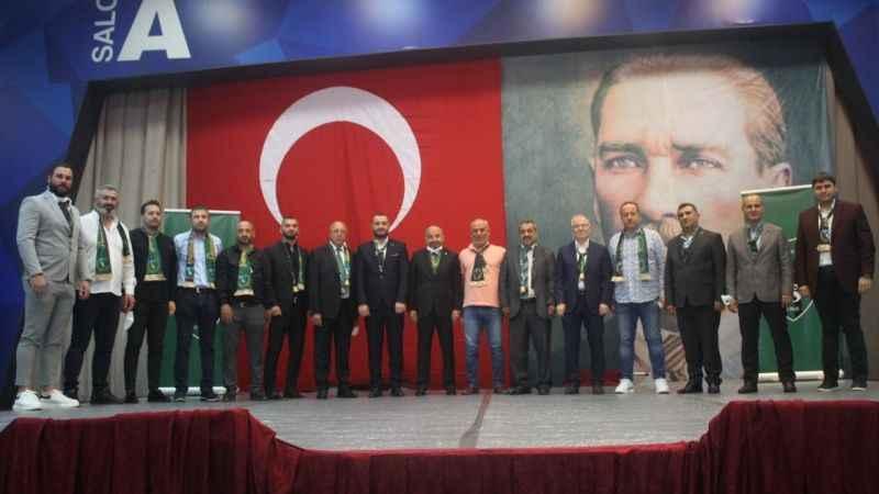 Kardeş kulüp Kocaelispor'un yönetimine çattı