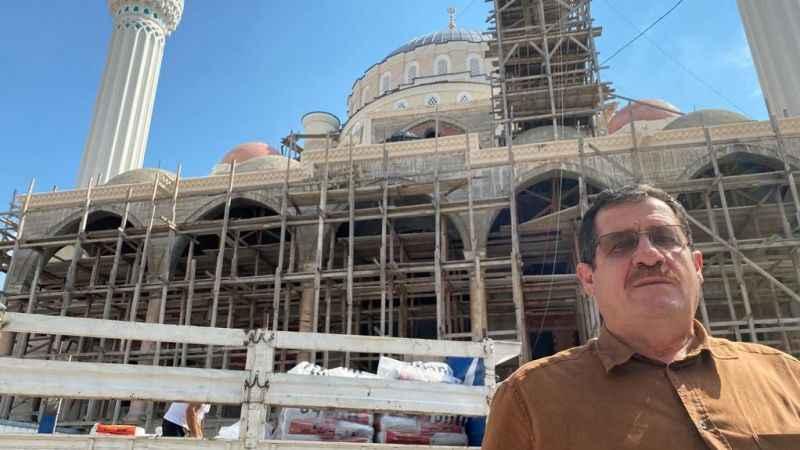 Yeni Mehmet Ali Paşa Camiinde asıl hedef yıkımdan sonra...