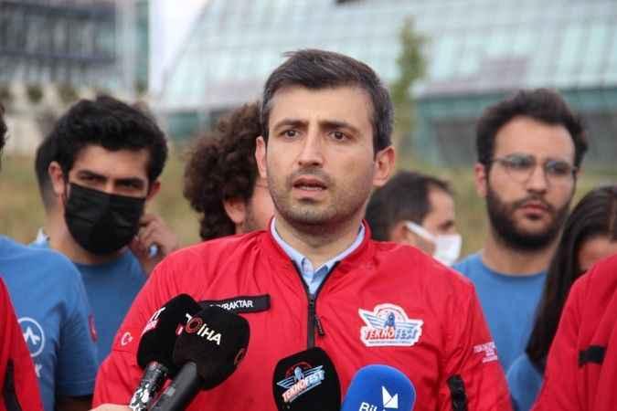 Selçuk Bayraktar Gebze'de konuştu