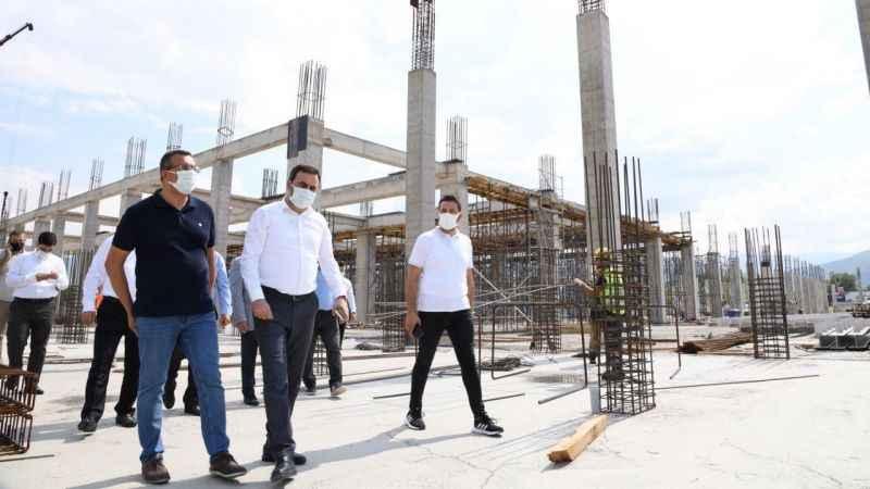 Başiskele'ye Beyçelik'ten büyük yatırımı, 1.000 istihdam