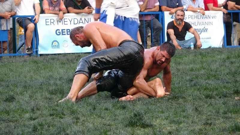Hünkar Çayırında şampiyon Ali Gürbüz
