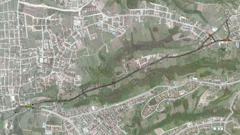 Baraj yoluna duble yol geliyor