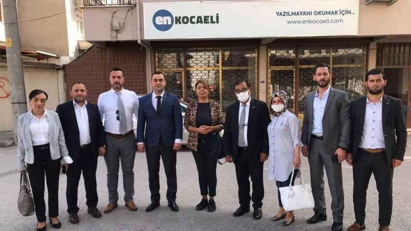 MHP İzmit'ten dev üye katılım programı