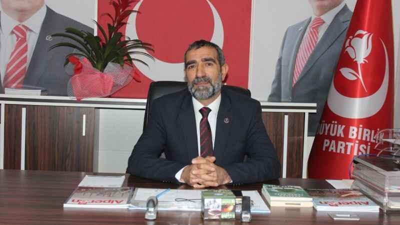 Remzi Kaya'dan CHP'ye sert tepki