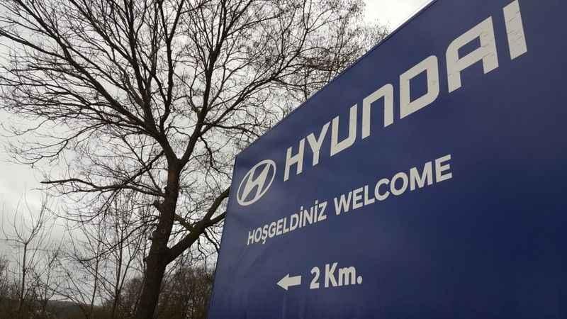 Hyundai prim de vermiş!