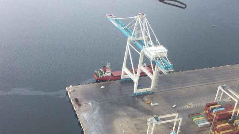 Panama gemisine Körfez'de büyük ceza kesildi