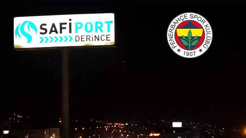 Safiport, Kocaelispor'a sponsor olmak çok mu zor?