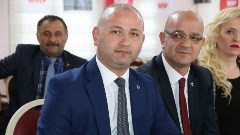 MHP Kartepe İlçe Başkanı görevden alındı