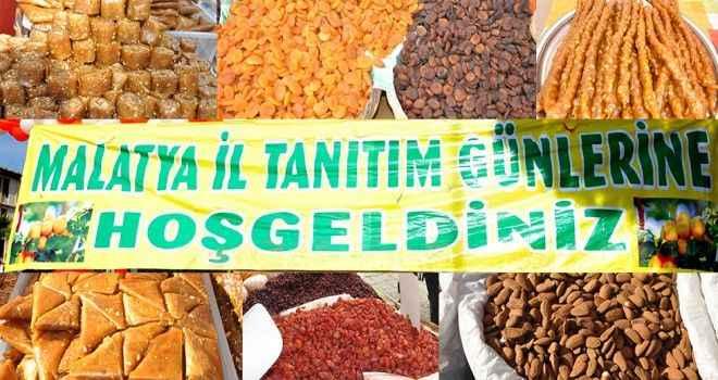 Aydın'da Malatya günleri başladı