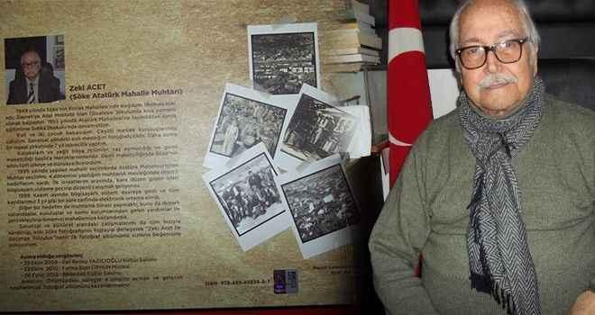 Muhtar Acet'ten 'Geçmişe Yolculuk' albümü