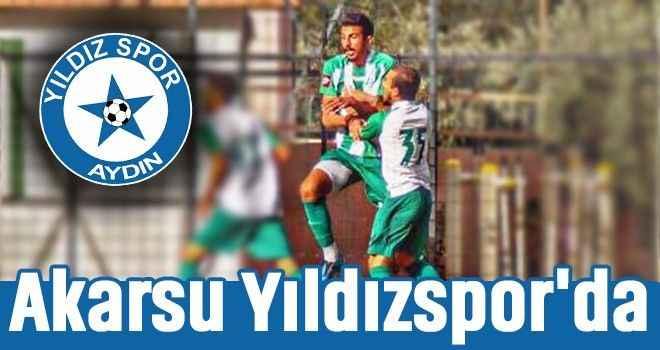 Akarsu Yıldızspor'da