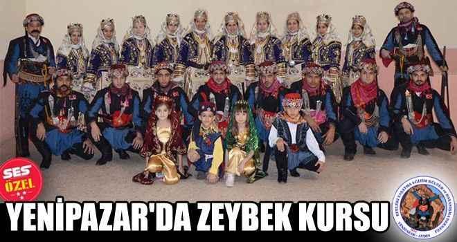 Yenipazar'da zeybek kursu