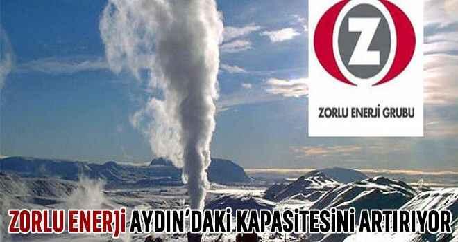 Zorlu Enerji Aydın'daki kapasitesini artırıyor