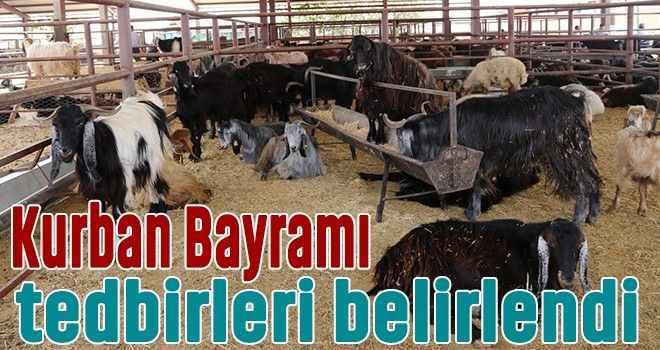 Aydın'da Kurban Bayramı tedbirleri belirlendi