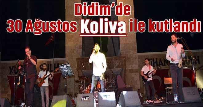 Didim'de 30 Ağustos Koliva ile kutlandı