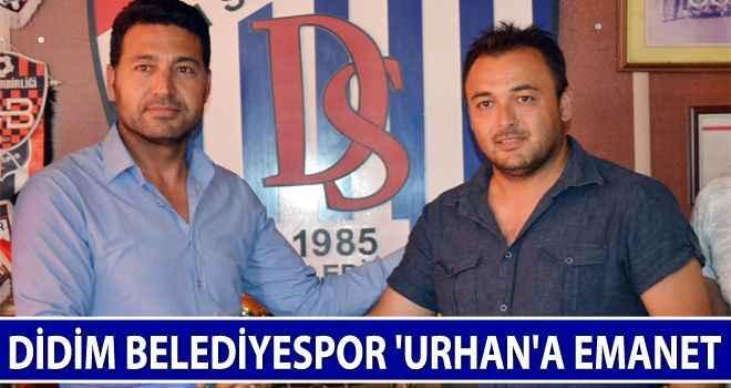 Didim Belediyespor 'Urhan'a emanet