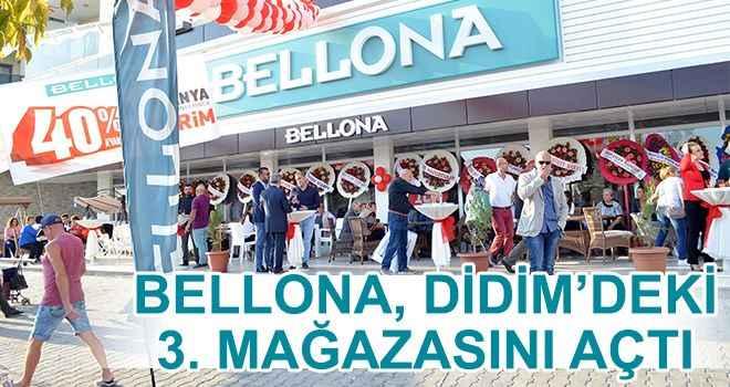 Bellona, Didim'deki 3. mağazasını açtı
