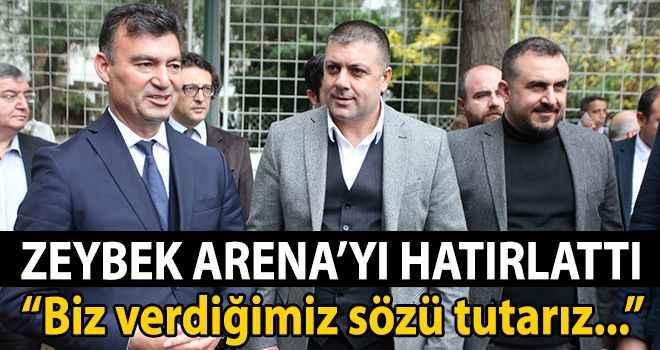 MHP'li Akın'dan tesis sözü