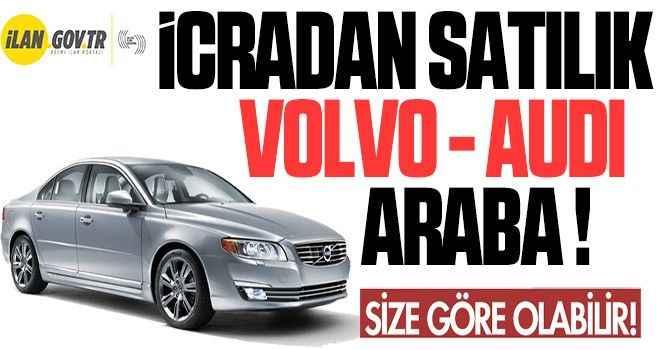 Aydın'da icradan satılık araba