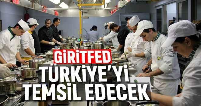 GİRİTFED, Türkiye'yi temsil edecek