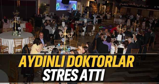 Aydınlı doktorlar stres attı